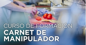 Carnet de Manipulador de Alimentos